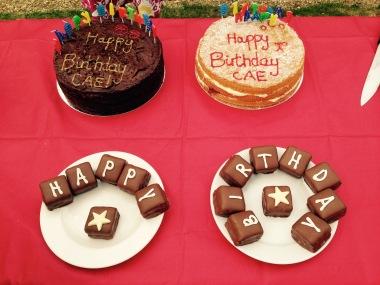 fete cake