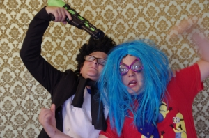 The Photo Booth: Tomasz and Fabrizio