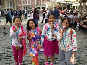 Free time = Ice Cream!!