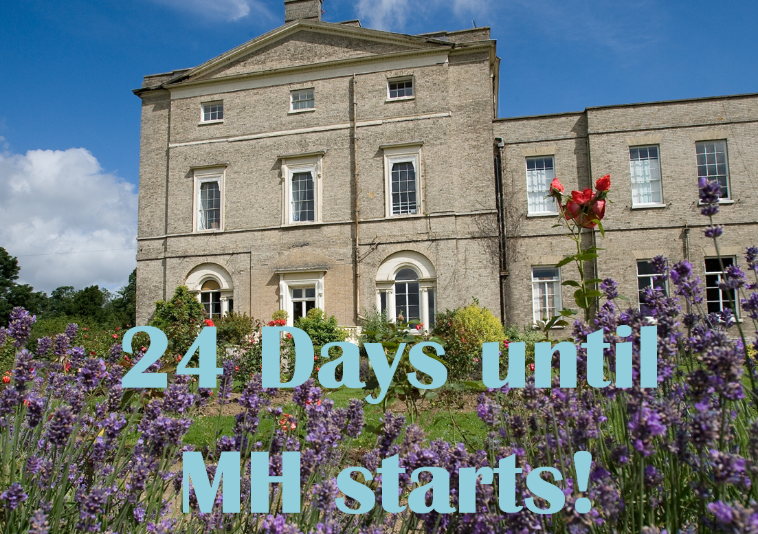 24 days til MH1 blog